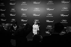 May 21, 2019 - Cannes, France - 72eme Festival International du Film de Cannes. Soiree de remise des Trophees Chopard 2019. 72th International Cannes Film Festival. 2019 Chopard Trophy.....239600 2019-05-20  Cannes France.. Fois, Marina (Credit Image: © Yacine Fort/Starface via ZUMA Press)