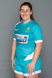 Carmen Tremelling of Worcester Warriors Women - Mandatory by-line: Robbie Stephenson/JMP - 27/10/2020 - RUGBY - Sixways Stadium - Worcester, England - Worcester Warriors Women Headshots