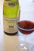 Corton Pougets Grand Cru 2000. Clos des Langres, Domaine d'Ardhuy, Corgoloin, Cote de Nuits, d'Or, Burgundy, France