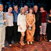 NLD/Den Haag/20111201- Premiere Ramses, Thomas Cammaert, Lideweij Benus, Cindy Bell, William Spaaij en Liesbeth List en Hans Hoes