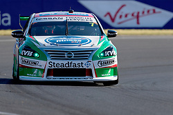 October 7, 2018 - Bathurst, NSW, U.S. - BATHURST, NSW - OCTOBER 07: Andre Heimgartner / Aaren Russell in the Plus Fitness Racing Nissan Altima head across the mountain at the Supercheap Auto Bathurst 1000 V8 Supercar Race at Mount Panorama Circuit in Bathurst, Australia. (Photo by Speed Media/Icon Sportswire) (Credit Image: © Speed Media/Icon SMI via ZUMA Press)