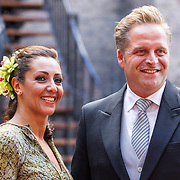 NLD/Den Haag/20180918 - Prinsjesdag 2018, Hugo de Jonge en partner Mireille