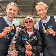 NZ M2- @ World Champs 2015
