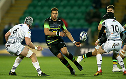 Northampton Saints' Luther Burrell during the European Rugby Champions Cup, Pool Two match at Franklin's Gardens, Northampton.