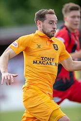 Livingston Scott Pittman. Livingston 1 v 0 Annan Athletic, Scottish League Cup Group F, played 21/7/2018 at Prestonfield, Linlithgow.