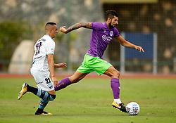 Eros Pisano of Bristol City in action - Mandatory by-line: Matt McNulty/JMP - 22/07/2017 - FOOTBALL - Tenerife Top Training - Costa Adeje, Tenerife - Bristol City v Atletico Union Guimar  - Pre-Season Friendly