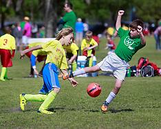 Spring Soccer 2015