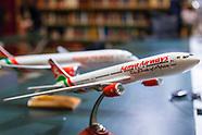 KLM-KENYA AIRWAYS EVENT RIJKSMUSEUM