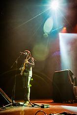 Khruangbin at The Fox Theater - Oakland, CA - 11/10/17