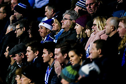 Queens Park Rangers fans cut frustrated figures - Mandatory by-line: Robbie Stephenson/JMP - 15/02/2019 - FOOTBALL - Loftus Road - London, England - Queens Park Rangers v Watford - Emirates FA Cup fifth round proper