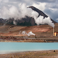 The Bjarnarflag geothermal plant started delivering power in 1969, in the same year that it was built.