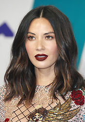 The 2017 MTV Video Music Awards Arrivals at The Forum in Inglewood, California on 8/27/17. 27 Aug 2017 Pictured: Olivia Munn. Photo credit: River / MEGA TheMegaAgency.com +1 888 505 6342