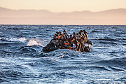 """9th of Jan 2016<br /> <br /> Dramatic rescues as refugee deaths in Aegean reach record high<br /> <br /> MOAS is altered by HCG of a rapidly deflating rubber dinghy with women, children and men onboard. The deflating boat is close to being swamped by waves in the rolling sea. The SAR team using the MOAS mothership, Responder to give lee side, they approach the boat in their fast rescue craft, with rescues swimmers standing by incase anyone falls into the water, the experienced SAR team quickly evacuate the boat, of all 40 people. This was a challenging rescue in view of the 1 -1.5m waves and the state of the migrant craft.  The VOI was severely deflated and would have gone under had it not been for MOAS's timely intervention. <br /> <br /> ATHAGONISI - Search and rescue charity Migrant Offshore Aid Station (MOAS) has assisted hundreds of refugees from hostile seas between Turkey and Greece since it began operating in the region just before Christmas.<br />  <br /> The MOAS crew has witnessed shocking scenes of life and death, having led complex deep water and nearshore rescues over the past four weeks. The human toll has been described as """"distressing"""" and """"desperate"""" by reporters who have been embedded with MOAS.<br />  <br /> MOAS, which saved almost 12,000 refugees from the Mediterranean Sea since 2014, expanded its operations to the Aegean Sea thanks to thousands of donations that reached the organisation after the horrific death of Alan Kurdi, a Syrian toddler who was photographed washed ashore on a Turkish beach last September.<br />  <br /> The charity is operating off the Greek island of Agathonisi from a 51-metre vessel equipped with two fast rescue launches named after Alan and his brother Galip, who also died in September's shipwreck.<br />  <br /> According to the International Organisation for Migration (IOM), 2016 appears to be a record year for both refugee arrivals and deaths at sea. In the first three weeks, fatalities have already reached 113, whic"""