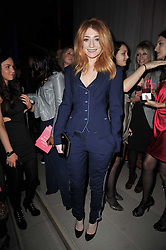 Singer NICOLA ROBERTS at the 2nd Rodial Beautiful Awards in aid of the Hoping Foundation held at The Sanderson Hotel, 50 Berners Street, London on 1st February 2011.