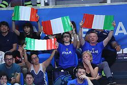 I TIFOSI DELL'ITALIA<br /> ITALIA - SERBIA<br /> PALLAVOLO VNL VOLLEY FEMMINILE 2019<br /> CONEGLIANO (TV) 30-05-2019<br /> FOTO GALBIATI - RUBIN
