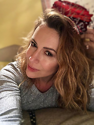 """Alyssa Milano releases a photo on Twitter with the following caption: """"""""""""For last year&#39;s words belong to last year&#39;s language.<br /> <br /> And next year&#39;s words await another voice."""" ~T.S. Elliot<br /> <br /> Happy New Year. <br /> <br /> As we await a new voice, let's do great things together. And as the new voice becomes the old voice,  let's just keep doing great things together."""""""". Photo Credit: Twitter *** No USA Distribution *** For Editorial Use Only *** Not to be Published in Books or Photo Books ***  Please note: Fees charged by the agency are for the agency's services only, and do not, nor are they intended to, convey to the user any ownership of Copyright or License in the material. The agency does not claim any ownership including but not limited to Copyright or License in the attached material. By publishing this material you expressly agree to indemnify and to hold the agency and its directors, shareholders and employees harmless from any loss, claims, damages, demands, expenses (including legal fees), or any causes of action or allegation against the agency arising out of or connected in any way with publication of the material."""
