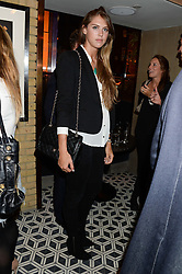 SABRINA PERCY at the Launch of Pont St Restaurant at Belgraves Hotel, 20 Chesham Place, London SW1 on 10th September 2013.
