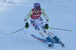 04.03.2011, Pista di Prampero, Tarvis, ITA, FIS Weltcup Ski Alpin, Supercombi der Damen, im Bild Maria Riesch (GER, Rang 3) // Maria Riesch (GER place 3) during Ladie's Supercombi FIS World Cup Alpin Ski in Tarvisio Italy on 4/3/2011. EXPA Pictures © 2011, PhotoCredit: EXPA/ J. Groder