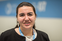 2 December 2019, Madrid, Spain:  Lutheran World Federation delegate Fernanda Zuñiga from the Lutheran Church in Chile during day one of COP25 in Madrid.