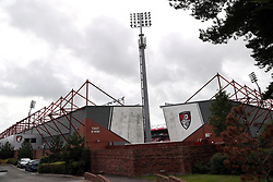 General view of the ground before the Premier League match at the Vitality Stadium, Bournemouth.