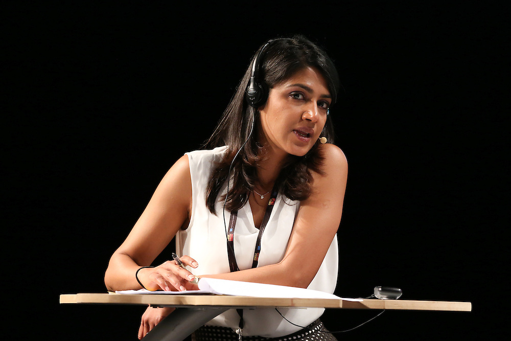 03 June 2015 - Belgium - Brussels - European Development Days - EDD - Trade - Trade for inclusive and sustainable growth - Maithreyi Seetharaman , <br /> Founder and Chief Executive Officer , Facultas Media Ltd © European Union