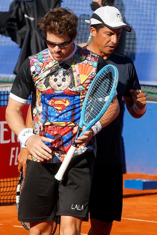 Tennis-ATP Serbia Open Belgrade 2021-<br /> Ariel Behar (URU)-Gonzalo Escobar (ECU) v John Millman (AUS)-John Patrick Smith (AUS)<br /> Beograd, 22.04.2021.foto: Marko Djokovic/Starsportphoto ©