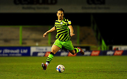 Kane Wilson of Forest Green Rovers in action- Mandatory by-line: Nizaam Jones/JMP - 27/02/2021 - FOOTBALL - The innocent New Lawn Stadium - Nailsworth, England - Forest Green Rovers v Colchester United - Sky Bet League Two