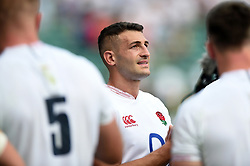 Jonny May of England looks on after the match - Mandatory byline: Patrick Khachfe/JMP - 07966 386802 - 24/08/2019 - RUGBY UNION - Twickenham Stadium - London, England - England v Ireland - Quilter International