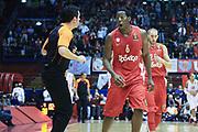 DESCRIZIONE : Milano Eurolega Euroleague 2013-14 EA7 Emporio Armani Milano Olympiacos Piraeus<br /> GIOCATORE : Bryant Dunston<br /> CATEGORIA : Ritratto<br /> SQUADRA :  Olympiacos Piraeus<br /> EVENTO : Eurolega Euroleague 2013-2014 GARA : EA7 Emporio Armani Milano Olympiacos Piraeus<br /> DATA : 09/01/2014 <br /> SPORT : Pallacanestro <br /> AUTORE : Agenzia Ciamillo-Castoria/I.Mancini<br /> Galleria : Eurolega Euroleague 2013-2014 <br /> Fotonotizia : Milano Eurolega Euroleague 2013-14 EA7 Emporio Armani Milano Olympiacos Piraeus <br /> Predefinita