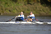 Crew: 22 - Blackhurst / Lincoln - Sons of the Thames Rowing Club - Op MasC/D 2x <br /> <br /> Pairs Head 2020