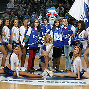 Efes Pilsen's supporters during their Turkish Basketball league match Efes Pilsen between Erdemir at the Sinan Erdem  Arena in Istanbul Turkey on Saturday 29 January 2011. Photo by TURKPIX