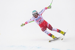 February 9, 2019 - Re, SWEDEN - 190209 Vincent Kriechmayr of Austria competes in the downhill during the FIS Alpine World Ski Championships on February 9, 2019 in re  (Credit Image: © Daniel Stiller/Bildbyran via ZUMA Press)
