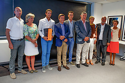 Stal classement, Stal Devos, Eurohorse, Philippaerts, Vanderhasselt, Detry Syefan, Laeremans Wendy<br /> KBRSF - Zaventem 2018<br /> © Hippo Foto - Dirk Caremans<br /> 26/06/2018