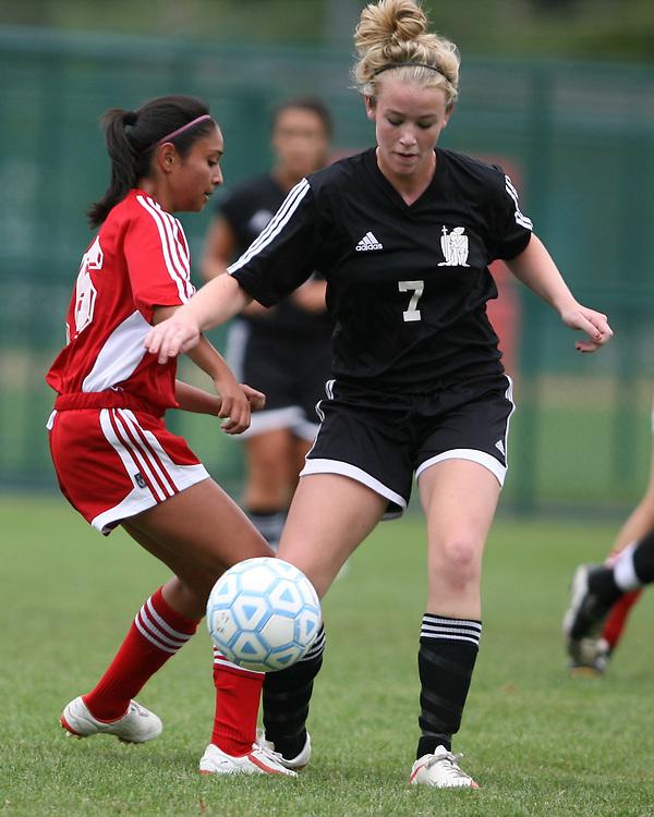 2009 Saint Joseph's High School Soccer Indian Invitational.Adams vs. Bishop Luers