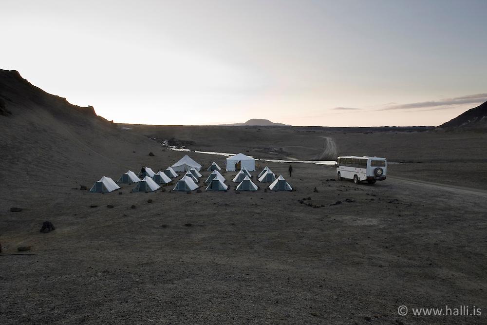 Drekagil in the highlands of Iceland - Drekagil á hálendi Íslands