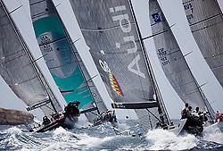08_006501 © Sander van der Borch. Marseille - FRANCE,  June 5th 2008. AUDI MEDCUP  in Marseille  (2/7 June 2008). Coastal race.