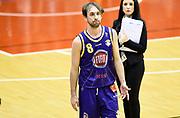 Giuseppe Poeta<br /> Grissin Bon Pallacanestro Reggio Emilia - Fiat Auxilium Torino<br /> Lega Basket Serie A 2016/2017<br /> Reggio Emilia, 15/04/2017<br /> Foto A.Giberti / Ciamillo - Castoria