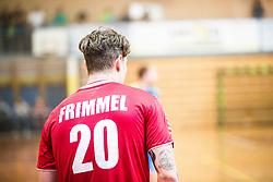 Sebastian Frimmel during friendly match between Slovenia and Austria in Cerklje na Gorenjskem, Slovenia on 8th of June, 2019 .Photo by Peter Podobnik / Sportida