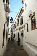 Judios the Jewish Quarter, Cordoba, Andalucia, Spain