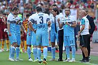 Cooling Break Lazio Simone Inzaghi<br />Roma 28-09-2018 Stadio Olimpico Football Calcio Serie A 2018/2019 AS Roma - Lazio Foto Luca Pagliaricci / Insidefoto