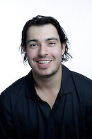 16 September 2013:  NHL Los Angeles Kings defenseman #8 during a portrait photo session at the Toyota Sports Center in El Segundo, California for The Hockey News publication.  Editorial Use Only. ©ShellyCastellano/THN