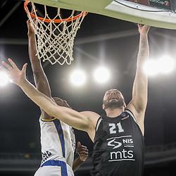 20210310: SLO, Basketball - EuroCup 2020/21, Partizan NIS Belgrade vs Boulogne Metropolitans 92