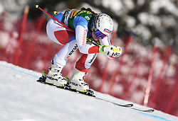 03.12.2017, Lake Louise, CAN, FIS Weltcup Ski Alpin, Lake Louise, Super G, Damen, im Bild Corinne Suter (SUI) // Corinne Suter of Switzerland in action during the ladie's Super G of FIS Ski Alpine World Cup in Lake Louise, Canada on 2017/12/03. EXPA Pictures © 2017, PhotoCredit: EXPA/ SM<br /> <br /> *****ATTENTION - OUT of GER*****