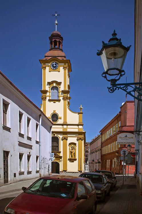 Kościół św. Krzyża w Cieszynie, Polska<br /> Church of St. Cross in Cieszyn, Poland