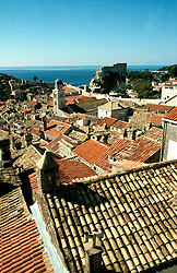 Croatia, Former Yugoslavia, Dubrovnik, photo: yugosl102  .Photo copyright Lee Foster, www.fostertravel.com, 510/549-2202, lee@fostertravel.com