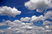 Nederland, Well, Limburg, 19-8-2020 Wolkenlucht.Foto: ANP/ Hollandse Hoogte/ Flip Franssen