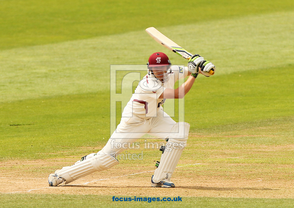 Chris Jones of Somerset County Cricket Club bats during the LV County Championship Div One match at the County Ground, Taunton, Taunton<br /> Picture by Tom Smith/Focus Images Ltd 07545141164<br /> 29/06/2014