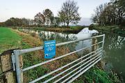 Nederland, Gaanderen, 19-11-2020 Bielheimerbeek en Akkermansbeek in de Achterhoek . Deze komen hier samen en monden uit in de Oude IJssel .Foto: ANP/ Hollandse Hoogte/ Flip Franssen
