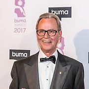 NLD/Hilversum//20170306 - uitreiking Buma Awards 2017, Tony Berk
