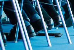 04.03.2017, Messe, Klagenfurt, AUT, FPÖ, 32. Ordentlicher Bundesparteitag, im Bild der Gehstock von Norbert Hofer // at the 32nd Ordinary Party Convention of the Freiheitliche Partei Oesterreich (FPÖ) in Klagenfurt, Austria on 2017/03/04. EXPA Pictures © 2017, PhotoCredit: EXPA/ Wolgang Jannach